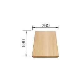 Blanco planche à découper en bois CLASSIC SILGR